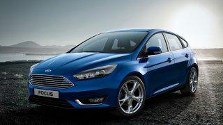 27. Ford Focus