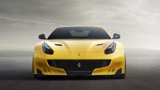Exkluzivní Ferrari F12 TDF - Obrázek 1