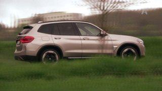 Recenze BMW iX3
