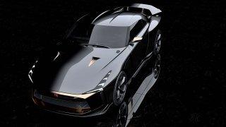 Nissan a Italdesign přicházejí s vozem Nissan GT-R50 by Italdesign