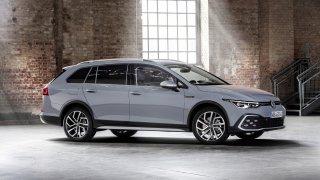VW Golf rozšiřuje nabídku variant o tradiční verzi Alltrack. Bude k mání i se silným dieselem z GTD