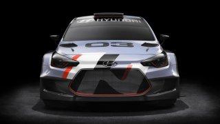 Hyundai i20 WRC 2016 - Obrázek 1