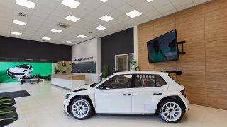 Škoda Motorsport - nové sídlo