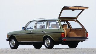 Mercedes 280: Mercedes-Benz 280 TE (1977): 200 km/