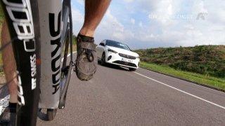 Reportáž: Bezpečné rozestupy od cyklistů