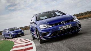 Volkswagen nabízí ještě ostřejší GolfRPerformance vtovárním tuningu