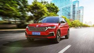 Škoda odhalila své už druhé SUV kupé - Kamiq GT. Ani tentokrát si jej ale čeští zákazníci nekoupí