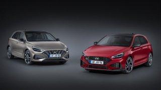 Modernizovaný Hyundai i30 myslí i na fandy benzinových motorů bez turba. Má novou patnáctistovku
