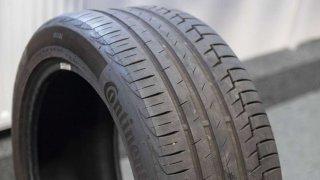 Opotřebení pneumatiky