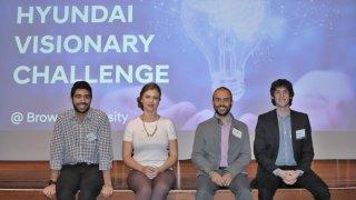 Hyundai Visionary Challenge