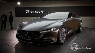 Benzín, nebo Diesel? Mazda to vyřešila a na Tokyo Motor Show 2017 představila první benzíno-diesel