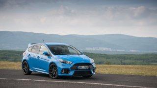 Prohlédněte si Ford Focus RS 1