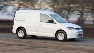 Test nového Volkswagenu Caddy Cargo 2.0 TDI 90 kW: Zkřížili Golf s Transporterem