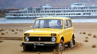 Poklady stodol a garáží: Legendární Lada Niva byla prvním SUV na světě. Dodnes se vyrábí