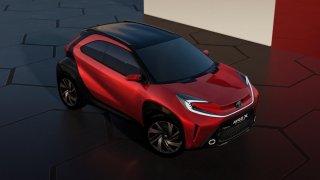 Toyota přijede s novou generací minivozu Aygo. Spolupráce s Francouzi pokračovat nebude