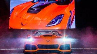 Chevrolet Corvette ZR1 kabrio 3