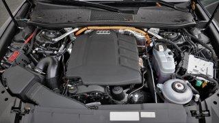 Audi A6 Avant plug-in