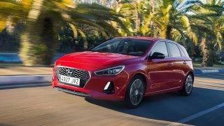 Hyundai i30 (růst z 6. na 4. pozici)