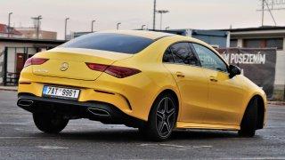 Mercedes-Benz CLA 200 kupé