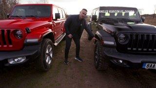 Recenze Jeepu Wrangler Sahara a Wrangler Rubicon