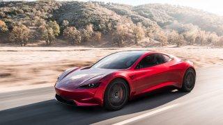 Tesla Roadster 10