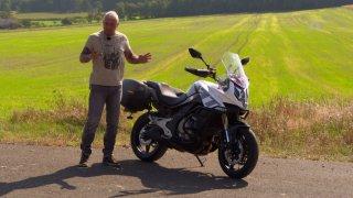 Recenze motocyklu CFMOTO 650MT Premium