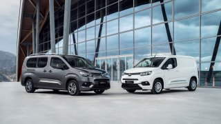 Toyota v Česku představila nový užitkový vůz Proace City. Jde o sourozence Citroënu Berlingo