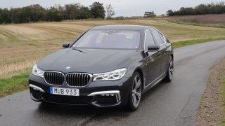 BMW 730d exteriér 3