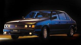 Tatra 700 pěla labutí píseň luxusních osobních aut z Kopřivnice. Stojí minimálně tři milióny korun
