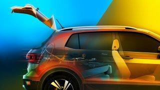 Volkswagen T-Cross zavazadlový prostor