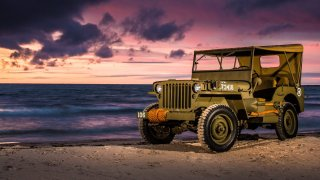 1941-1945 WILLYS MB