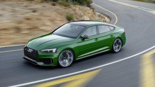 Audi RS 5 Sportback vstupuje na náš trh