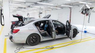 BMW má nové centrum pro vývoj autonomní jízdy