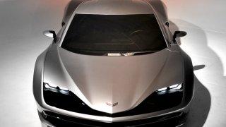 Aria Corvette Concept 4