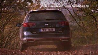 Recenze Volkswagenu Passat Alltrack 2.0 TDI