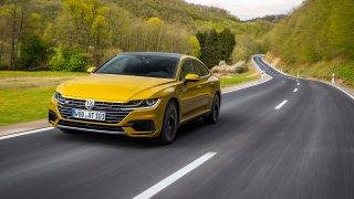 Passat pro bohaté. Test Volkswagenu Arteon