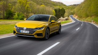 Volkswagen Arteon není jen hezčí Passat.