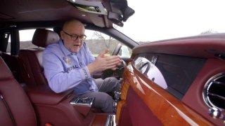 Recenze luxusní limuzíny Rolls-Royce Phantom VIII