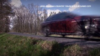 Recenze terénního kombi Opel Insignia Country Tourer 2,0 BiTurbo CDTi