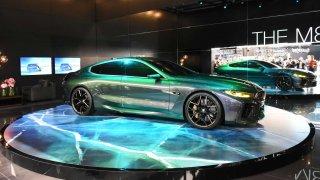 BMW Concept M8 Gran Coupé 1