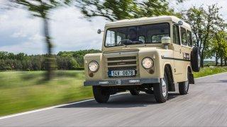 Praotec vozů SUV Škoda vznikl v roce 1966. Domov měl na Novém Zélandu