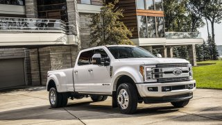 Ford F-450 Limited 1