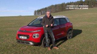 Recenze malého francouzského SUV C3 Aircross 1,2 PureTech