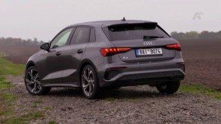 Recenze Audi A3 Sportback