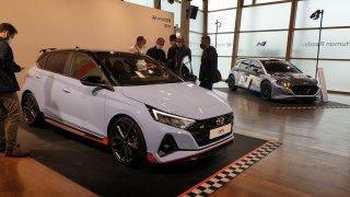 Nový Hyundai i20 N dostal benzinový motor 1.6 Turbo s výkonem až 204 koní. Řadí se manuálně
