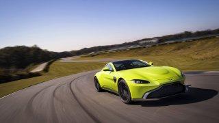 Aston Martin Vantage MY2018 2