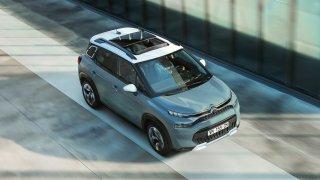 Citroën C3 Aircross po faceliftu