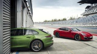Dvě nové verze GTS rozšiřují modelovou řadu Porsche Panamera