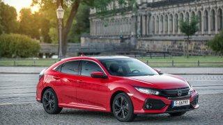 Honda Civic 1.6 i-DTEC 3