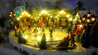 Vánoční dům